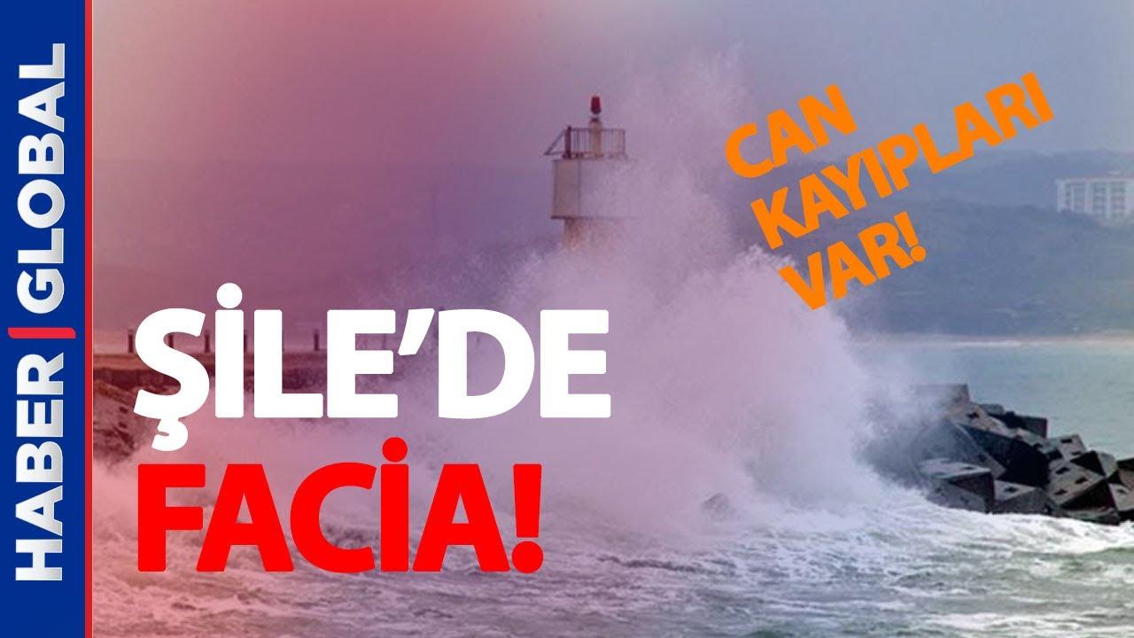 Şile'de Facia! Plajlar Yasaklandı, Denize Girmek Yasak!