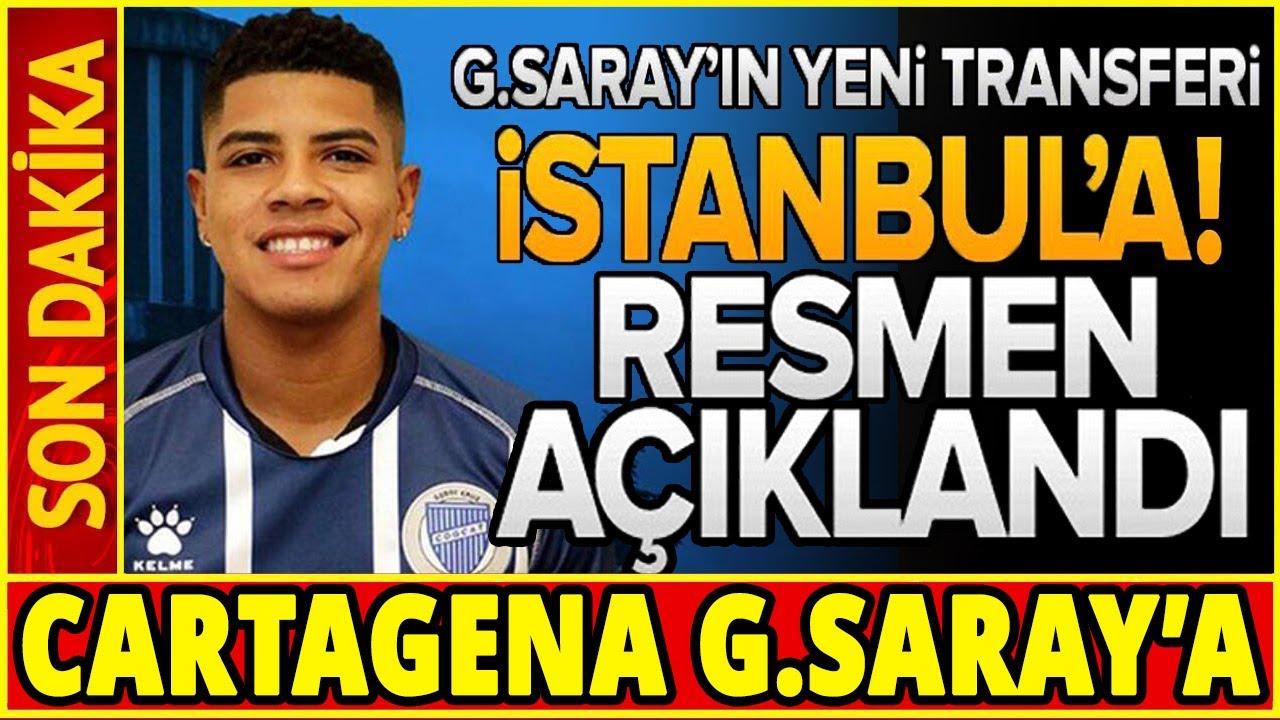 Galatasaray'ın Yeni Transferi İstanbul'a Geliyor!
