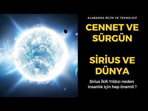 SİRİUS İKİLİ YILDIZ SİSTEMİ (Bilim ve Teknoloji)
