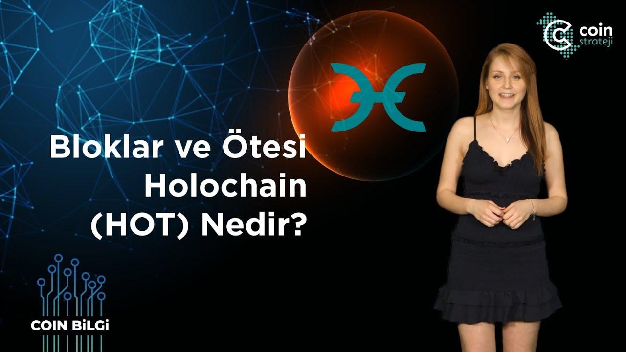Blokların Ötesindeki Coin:  Holochain (HOT) Nedir?