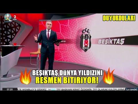 Son Dakika! İspanyollar Duyurdu! Beşiktaş Transferi Bitirdi!
